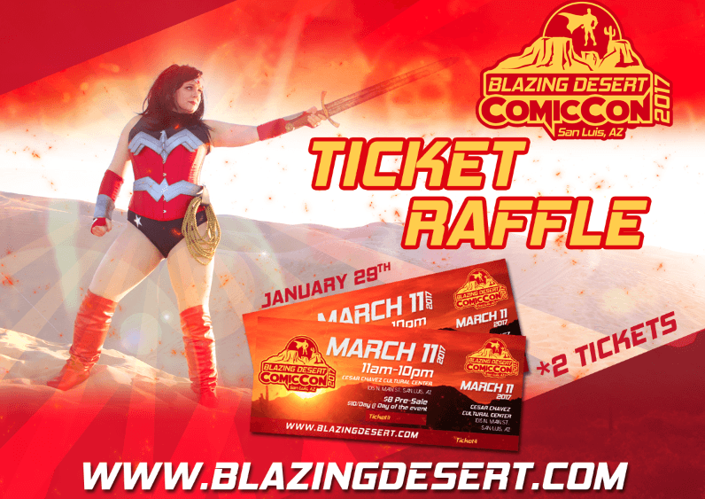 Ticket Raffle!